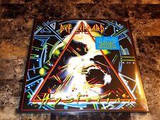 Def Leppard Hysteria 30th Anniversary Orange Colored Vinyl Record Set 500 Press