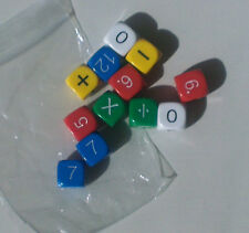 Four Rules Dice Pack (New Pack of 12 x 16mm dice