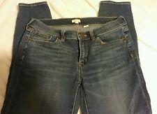 J Crew Sz 28 Crop Jeans (29x26)