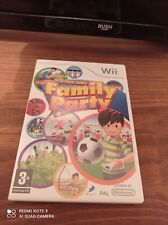 Family Party 30 Great Games (Nintendo Wii) Game Boxed Disc