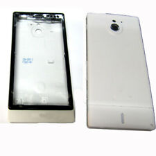 Full Fascia Housing Back Battery Cover Case S.E Xperia Sola MT27 MT27i White