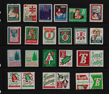 Summit County Local Christmas Seals Collection MNH