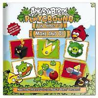 """""""AS NEW"""" Angry Birds Fun Things to Make and Do (Angry Birds Playground), Nat Lam"""