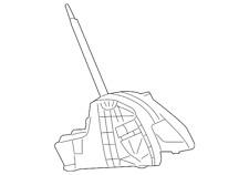 OEM Genuine GM Transmission Gear Shifter Assembly 03-07 Hummer H2 15823789