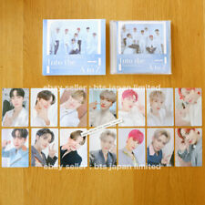 Ateez ins A bis Z 1st Limited Edition 1cd + 1dvd Official Photo Card PC