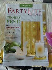 Partylite Hauptkatalog Katalog Herbst / Winter 2014 für Sammler !!! NEU / OVP