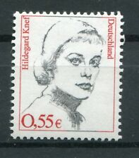 Bund/BRD 2296 EM (0,55) -Frauen deutscher Geschichte- ** Postfrisch 2002