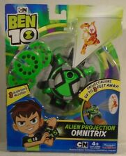 Ben 10 Alien Projection Omnitrix Role Play Wrist Watch Light Up Playmates (MOC)