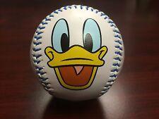 Disneyland Donald Duck Face Collectible Souvenir Baseball Ball
