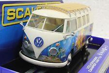 SCALEXTRIC C3761 VW VOLKSWAGEN BUS CAMPER HIPPIE VAN NEW 1/32 SLOT CAR * DPR *
