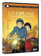 DVD Disney Studio Ghibli La Colline aux Coquelicots Goro Miyazaki Walt Hayao Z2