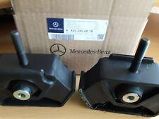 2 SOPORTES DE GOMA PARA motor Mercedes Benz G class W463, W461 OEM: A4602406718