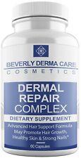 Beverly Hills Dermal Repair Complex Supplement with Saw Palmetto & Biotin 60 ct