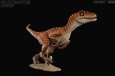 REBOR Velociraptor Sweeney 1:18 Scale Dinosaur Figurine