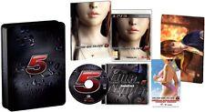 Dead Or Alive 5 Edicion Coleccionista  PAL ESPAÑA PS3 XBOX 36 ESPAÑOL CASTELLANO