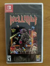 GameStop Exclusive HELLMUT: BADASS FROM HELL (Nintendo Switch) *FACTORY SEALED*