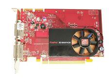 FOR HP ATI FirePro V3700 256MB Dual DVI PCI-e Video Card 508279-001 519291-001