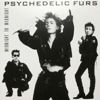 The Psychedelic Furs – Midnight To Midnight Vinyl LP CBS 2018 NEW/SEALED