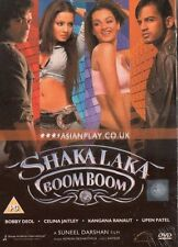 SHAKALAKA BOOM BOOM - TIP TOP VIDEO BOLLYWOOD DVD - BOBBY DEOL, CELINA JAITLEY