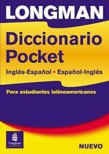 Longman Diccionario Pocket para Estudiantes Latinoamericanos:  Ingles-Espanol y