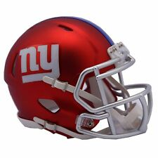 NFL New York Giants Blaze Alternate Speed Mini Helmet Unisex Fanatics