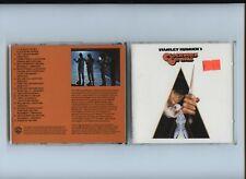 New listing A Clockwork Orange West Germany Target 1983 Cd No Barcode Wb Soundtrack