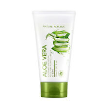 [NATURE REPUBLIC] Soothing & Moisture Aloe Vera Foam Cleanser - 150ml (new)