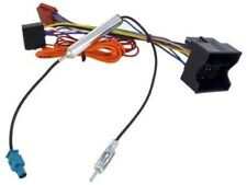 SET cableado cable ISO SEAT Altea Leon Toledo SKODA Octavia Roomster Superb Yeti