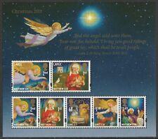 GB MS3249 Christmas miniature sheet MNH 2011