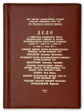 OFFICIAL SOVIET-POLAND SALYUT-6 - SOYUZ-29 - SOYUZ-30 RECORDS FILE, 1978