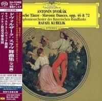 RAFAEL KUBELIK-DVORAK: SLAVONIC DANCES-JAPAN MINI LP SHM-SACD Ltd/Ed K25