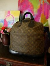 RARE Vintage LOUIS VUITTON FC Steamer Bag Case Tote Luggage Keepall Suitcase LV