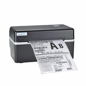 Thermal shipping label printer USB 4x6 150x100mm high speed Windows Royal Mail