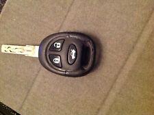 Saab 3 button REMOTE CAR KEY FOB