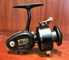 Super Rare Limited Edition Gold Mitchell 408G DL Spinning Reel + FREE Shipping!