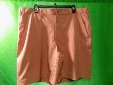 Croft & Barrow Style MC71X320RS Men's shorts Size 38 Color Coral NWT Stretch Fab