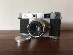 Ricoh 500 Rangefinder Film Camera GWO Near Mint