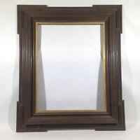 135 x 114 cm Gemälde Bilderrahmen Antique Frame Barock Holland Foto Goldrahmen