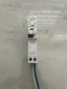 Schneider RCBO 6 Amp 30ma Electrical
