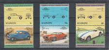 V2020 San Vicente/coches MiNr 798/803 **