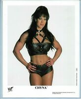 WWE CHYNA P-626 OFFICIAL LICENSED AUTHENTIC ORIGINAL 8X10 PROMO PHOTO VERY RARE