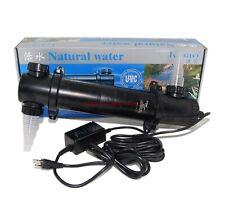 New Ultraviolet 36W UV Koi Pond Reef Fish Tank Aquarium Clarifier Sterilizer