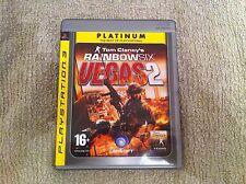 Rainbow Six Vegas 2 Platinum - Xbox 360 - FR