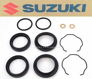 Fork Seals 05-08 GSXR1000, 08-16 GSX1300 Hayabusa Genuine Suzuki Front #V139
