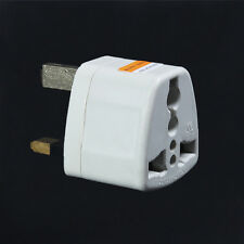 USA to United Kingdom US-UK Travel Adapter Power Socket Plug Converter Convertor