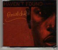 (F391) Pras Michel, Haven't Found - DJ CD