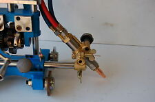 New listing Cg-211Y Pipe Cutting Beveling Machine Track Torch Burner Cutter Bluerock ® Tools