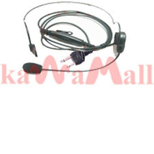 Wire Headset Mic for ICOM Radio Y-plug ICEBD ICTRT