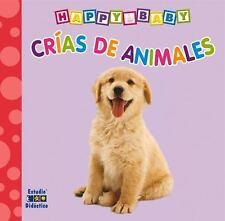 CrÃas de animales (Happy Baby) (Spanish Edition)