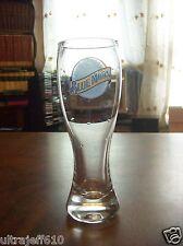 "8"" Blue Moon Pilsner Beer Bar Drinking Glass Import"